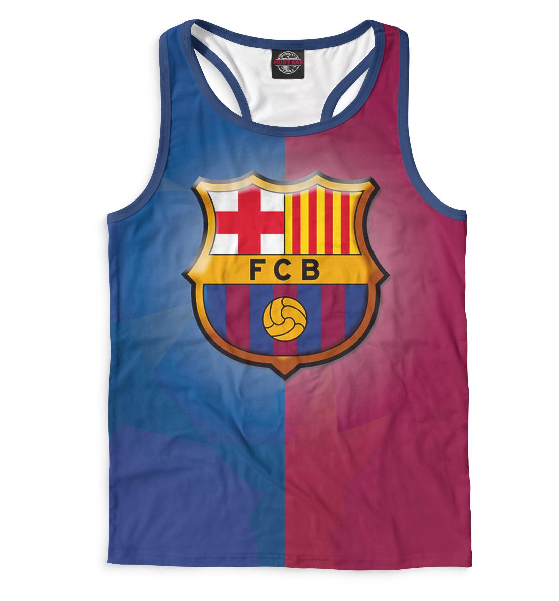 Майка борцовка мужская Barcelona (341)