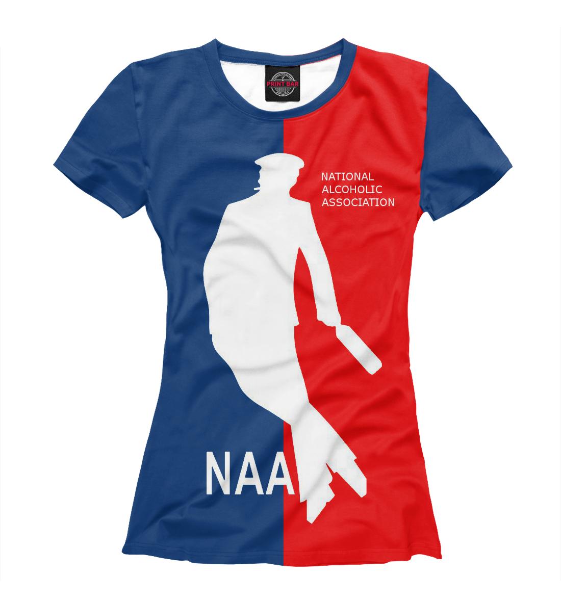 Футболка для девочек NAA