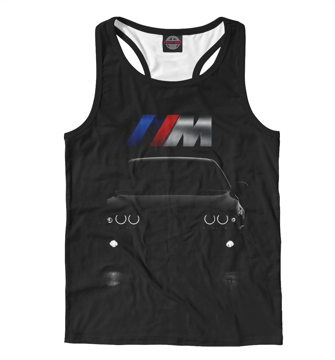 Майка борцовка мужская BMW M