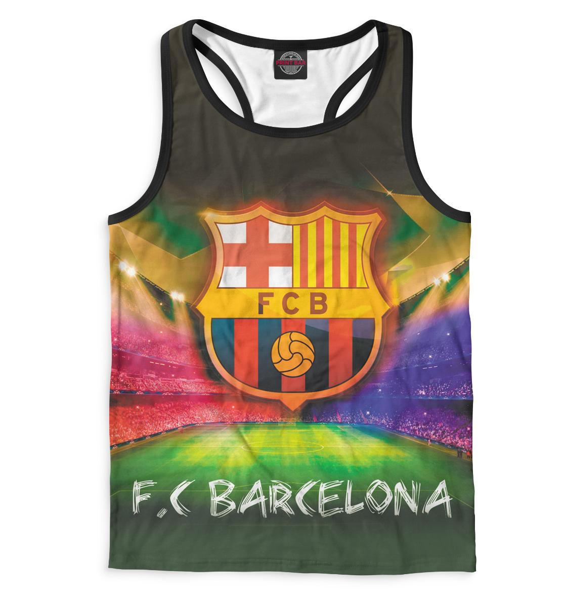 Майка борцовка мужская Barcelona (3357)