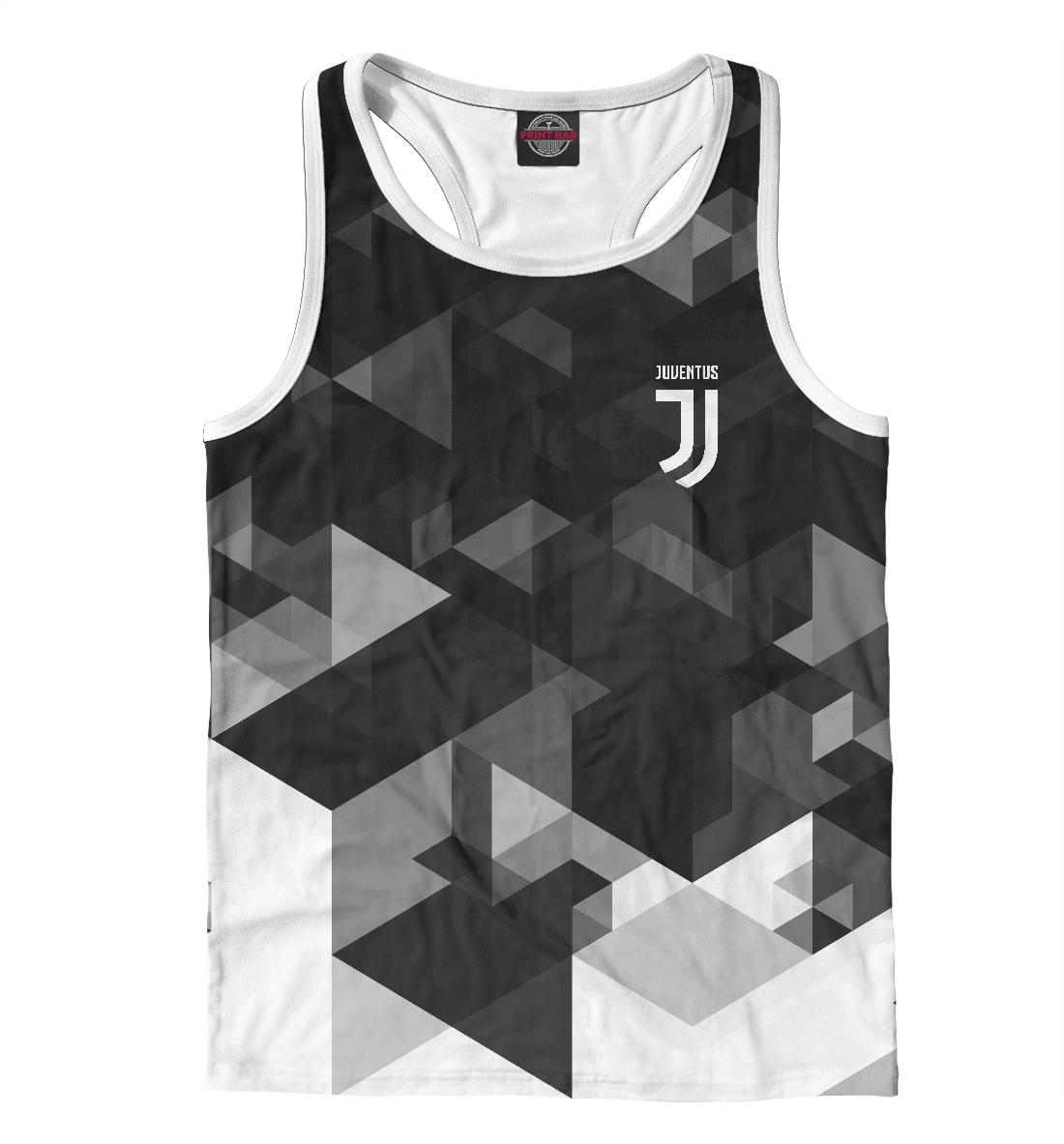 Майка борцовка мужская FC Juventus