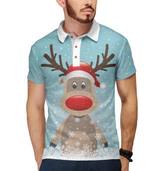 Поло мужское Rudolf