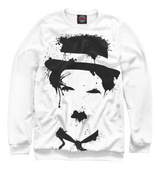 Свитшот  мужской Чарли Чаплин (1273)