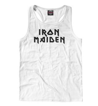 Майка борцовка мужская Iron Maiden (3565)