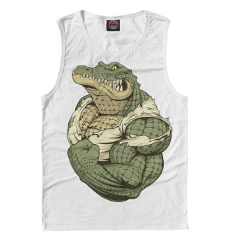 Майка мужская Крокодил (1148)