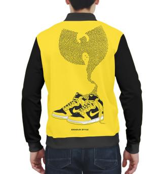 Бомбер мужский Wu-Tang Clan