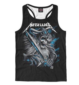 Майка борцовка мужская Metallica (664)