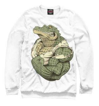 Свитшот  мужской Крокодил (9066)