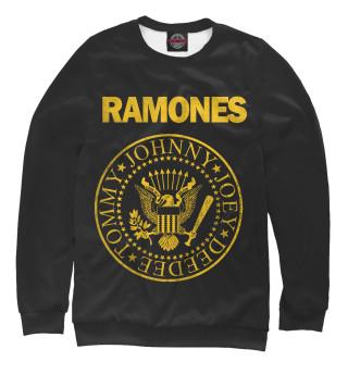 Свитшот  женский Ramones Gold