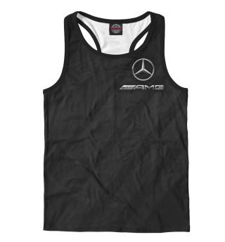 Майка борцовка мужская Mercedes AMG