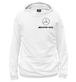 Худи для девочек Mercedes AMG (4856)