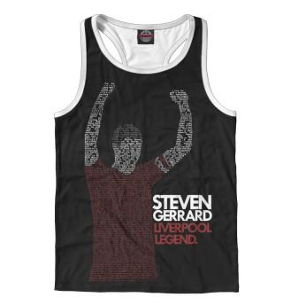 Майка борцовка мужская FC Liverpool Steven Gerrard