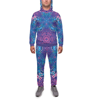 Спортивный костюм  мужской Psychedelic (8679)