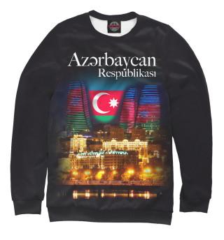 Свитшот для девочек Азербайджанская Республика
