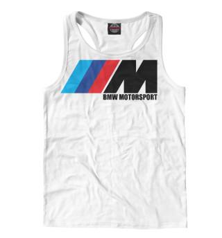 Майка борцовка мужская BMW Motorsport (4967)