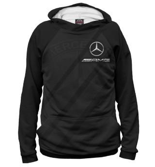 Худи для девочек Mercedes AMG