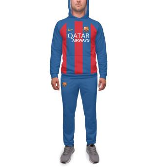 Спортивный костюм  мужской Форма FCB