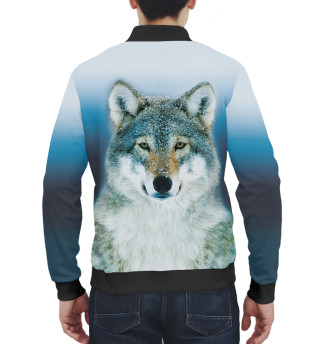Бомбер мужский Волк (8481)