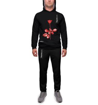 Спортивный костюм  мужской Depeche Mode
