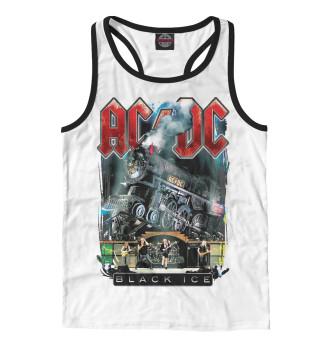 Майка борцовка мужская AC/DC (2872)
