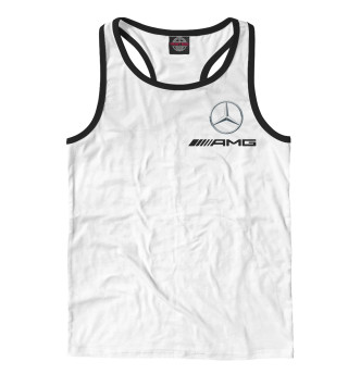 Майка борцовка мужская Mercedes AMG (5890)