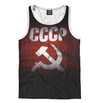 Майка борцовка мужская СССР (3713)