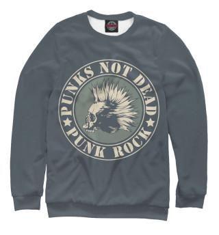 Свитшот для мальчиков Панк рок (3149)
