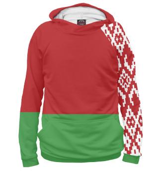 Худи мужское Символика Беларуси