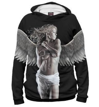 Худи мужское Девушка - ангел