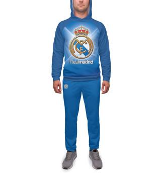Спортивный костюм  мужской Real Madrid (8057)