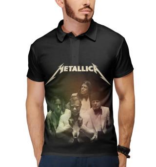 Поло мужское Metallica (8354)